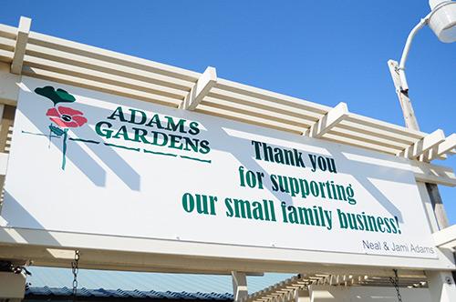 Adams Gardens in Nampa, Idaho